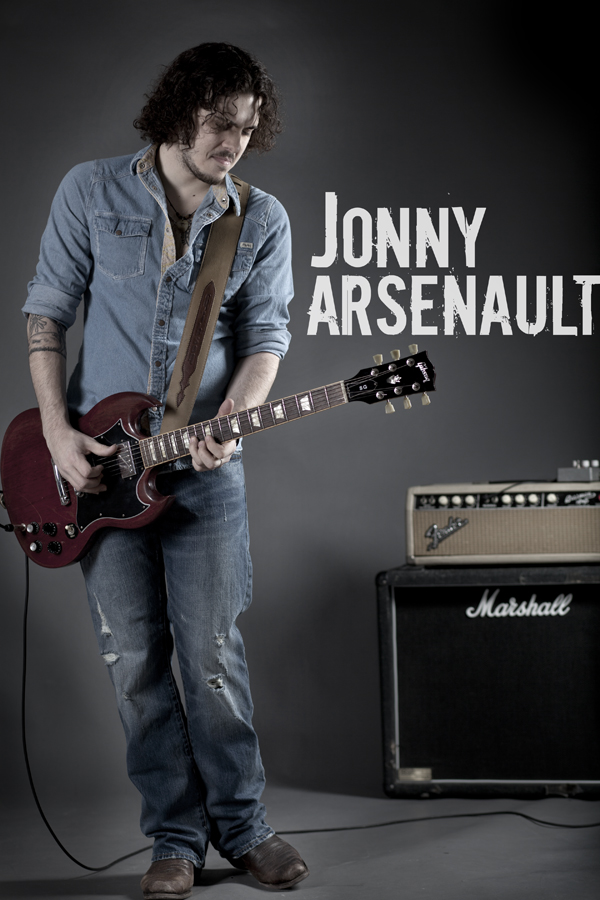 Jonny Arsenault