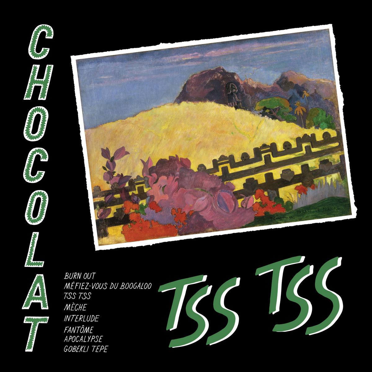 Soirée psyché 70's avec Chocolat